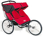 baby jogger double stroller.