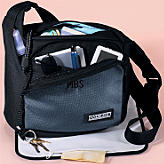Lands End Diaper Bag.