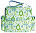 Seafoam Oi Oi Diaper Bag.