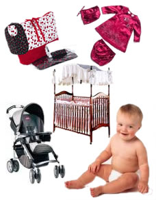 baby products to get discounts on.
